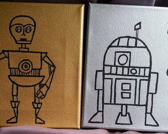 These ARE the droids you are looking for