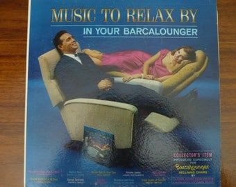 BarcaLounger LP Album Music