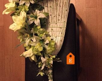 Wedding broom - Ceremony broom - a cultural tradition