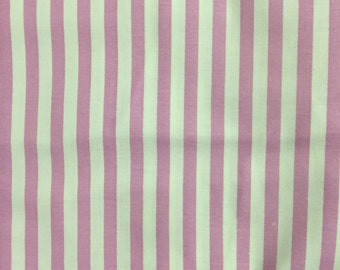Stripes - Pink and White