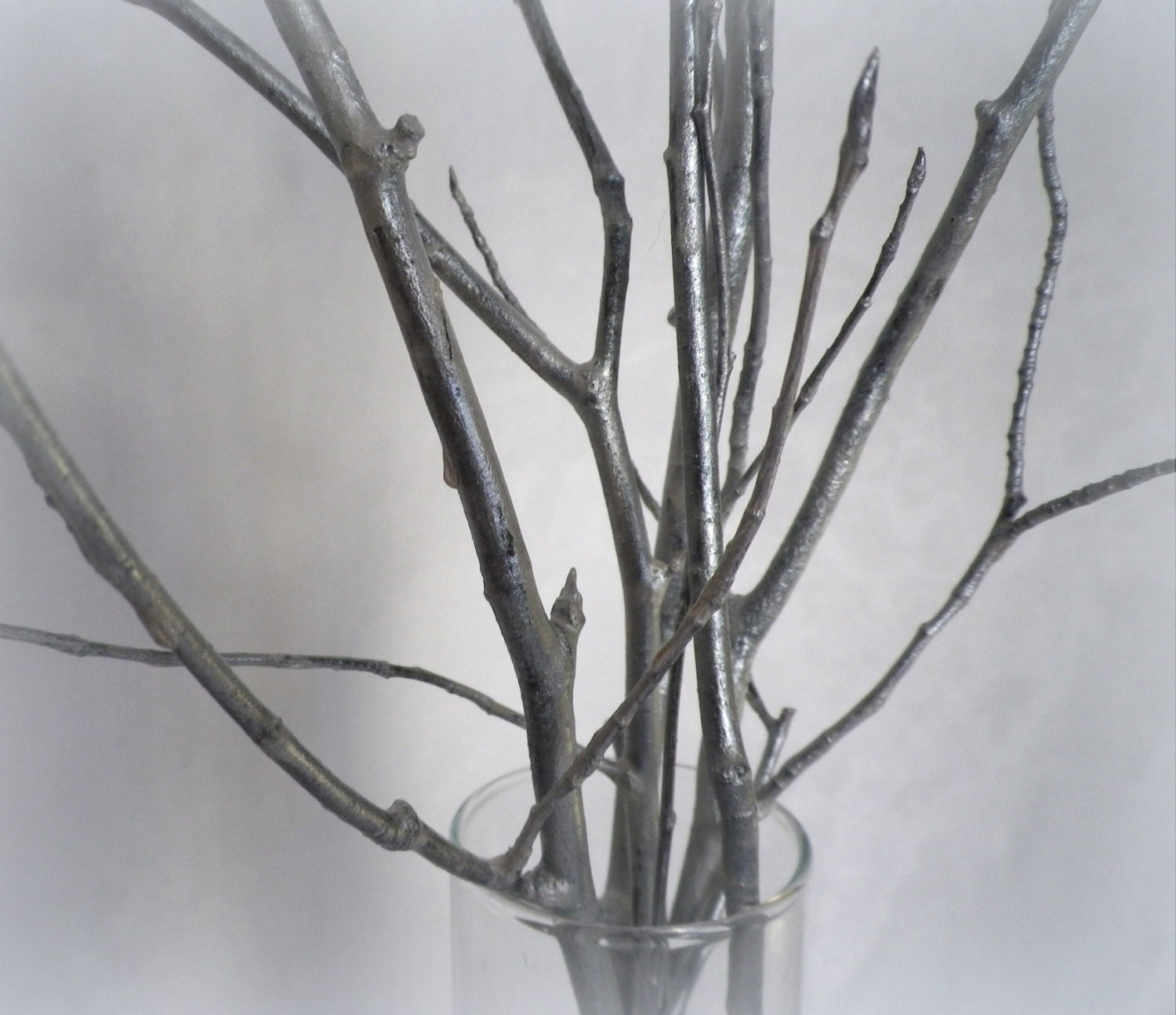 Silver Tree Branches 5 Decorative 28 Wood Branches Home