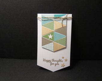 Happy Thoughts Greeting Card