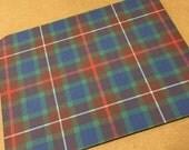 Fraser hunting tartan mouse mat