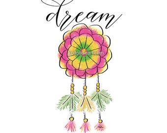 Instant Digital Download - Dream Catcher