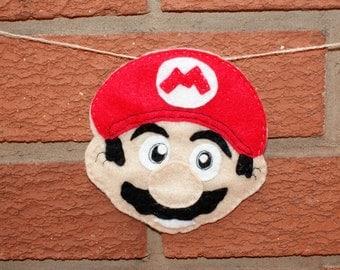 Mario bunting