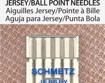 Schmetz 90/14 Ballpoint Needles 5 Pack