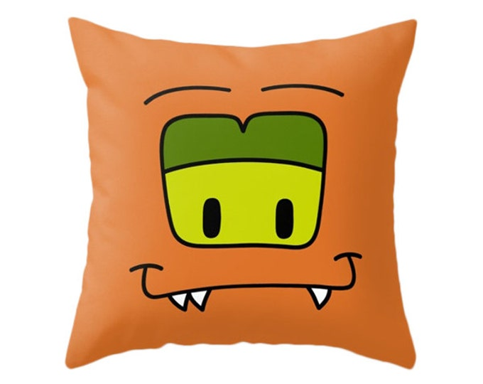 Boo Pillow - Monsters