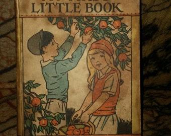 Vintage/Antique My First Little Book