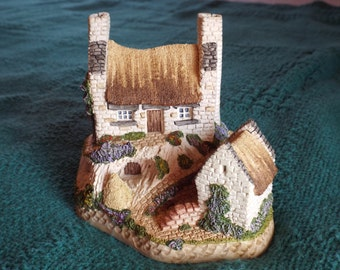 David Winter Cottage; The Irish Collection; Secret Shebeen 1991