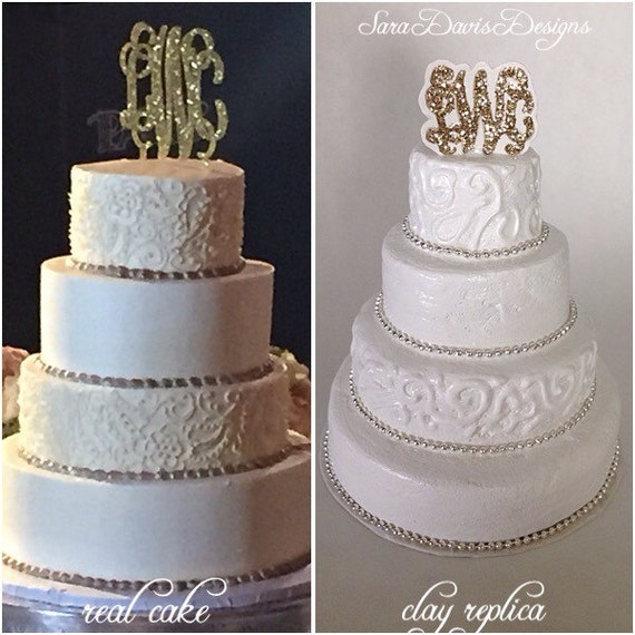 Wedding Cake Replica, Valentines Gift, Wife Gift, Romantic Gifts ...