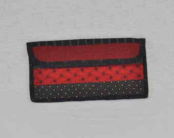 Black Red Kindle Case