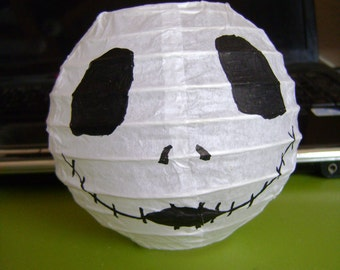 Mini Lantern Jack Skellington (nightmare before christmas)