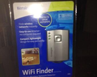 Kensington WiFi Finder, Wireless Network Detector