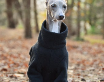 Double Layer Fleece Onesie for Italian Greyhounds