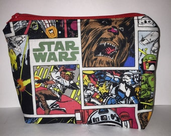 New starwars zipper pouch makeup bag