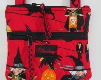 Alexander Henry Halloween Purse