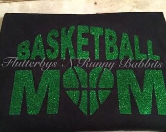 Custom mom basketball shirt momshirt basketball mom