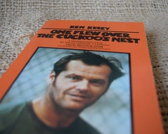 One Flew Over the Cuckoo's Nest. Ken Kesey. Picador Book