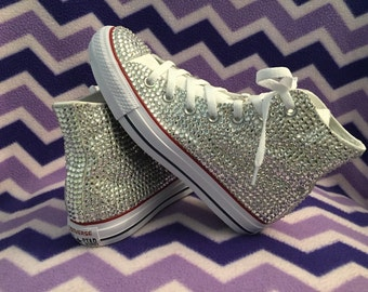 Womens  High Tops Converse COVERED