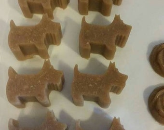 All Natural Venison Dog Treat Gummies