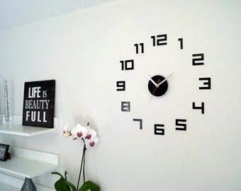 wall clock, large wall clock, children clock,