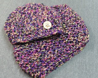 Infinity scarf & hat set