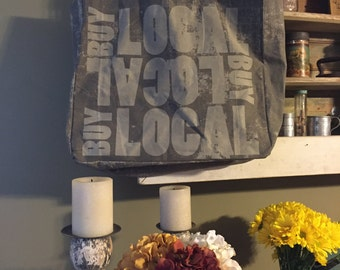 Buy Local Market bag