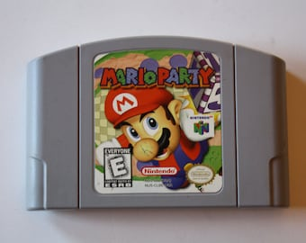 Mario Party for Nintendo 64 N64