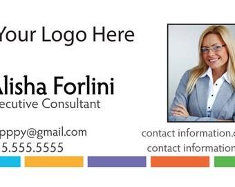 Rodan + Fields Business Card