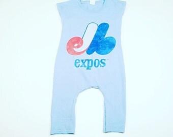 Expos tshirt romper