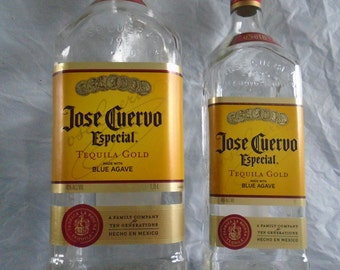 Jose Cuervo Tequila ~ Empty Bottle