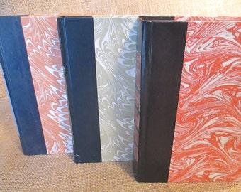 Vintage Reader's Digest Condensed Books, Book Decor, Home Decor - Set of 3