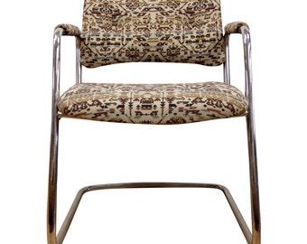 Bohemian Style Chairs- Pair
