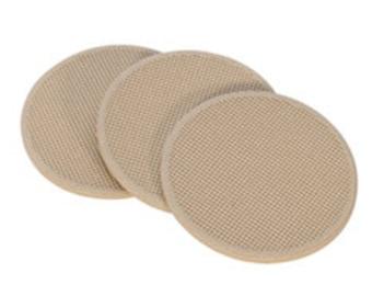 Ceramic Inserts, Set of 3   KLN-100.05