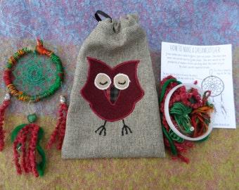 Woodland Dreamcatcher Craft Kit