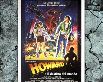 Original Posters Howard The Duck 100x140 CM