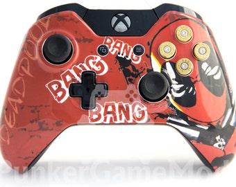 Deadpool xbox one controller