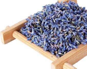 Lavender - Decaffeinated - Herbal Tea - Flower Tea - Tea - Loose Tea - Loose Leaf Tea - FREE Shipping