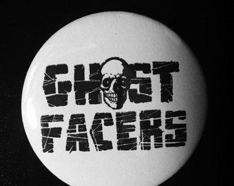 Ghostfacers Supernatural Large Pinback Button