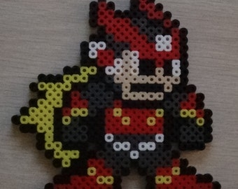 Mega Man Zero as Mega Man