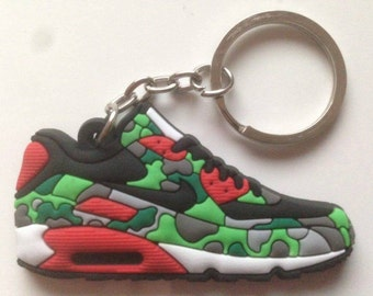Nike Air Max Keyring Keychain camouflage