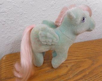 So SOFT WIND WHISTLER Vintage My Little Pony G1