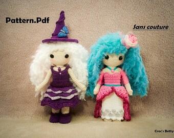 Pattern - Craquotine Fairy Tail Pack [EN-FR]