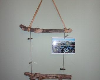 Photo, memo, postcard hanger