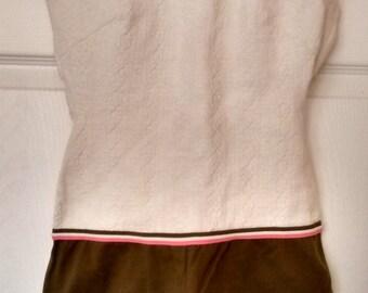 1960s Rovi Sportswear One Piece Bathing Suit