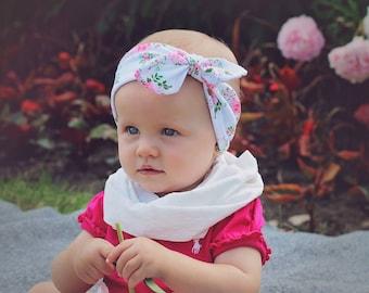 """The Retro"" headband - floral"