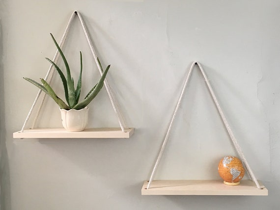 Floating Shelf, Set of 3, 3 FT Long