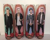 One Direction prayer candles. Harry styles prayer candle. funny gift idea. 1D colorful candles. One direction gifts