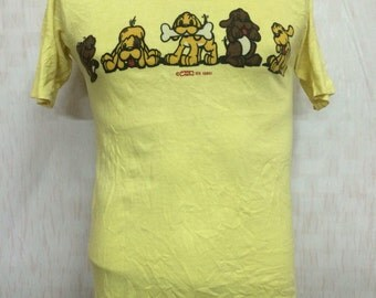 Vintage 70s - 1976 Crazy Shirt Hawaii Tshirt Small