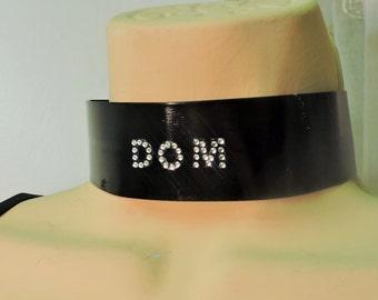 BDSM, Dominatrix Collar